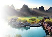 China-Reise Landschaft & Kultur
