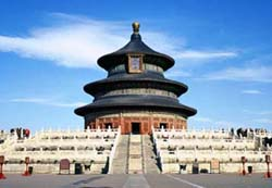 China-Reise nach Beijing